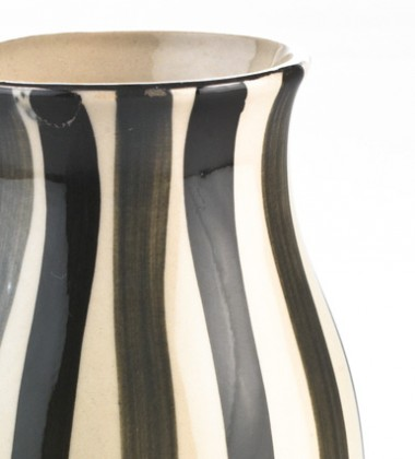 DECANTER STRIPES BLACK/GREY